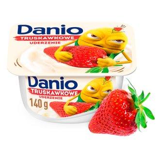 Danone Danio Strawberry Fromage Frais 140 g