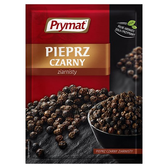 Prymat Grains Black Pepper 20 g