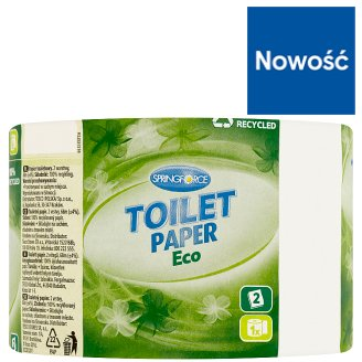 Springforce Eco Papier toaletowy