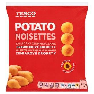 Tesco Potato Noisettes 750 g
