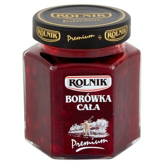 Rolnik Premium Whole Bilberry 300 g
