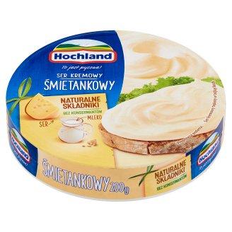 Hochland Creamy Cream Cheese in Portions 200 g