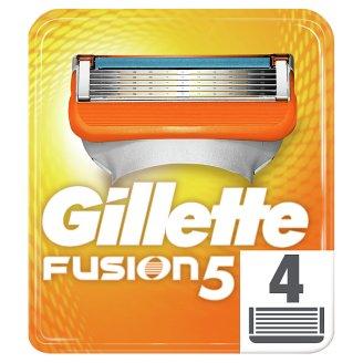 Gillette Fusion5 Ostrza wymienne do maszynki do golenia x 4