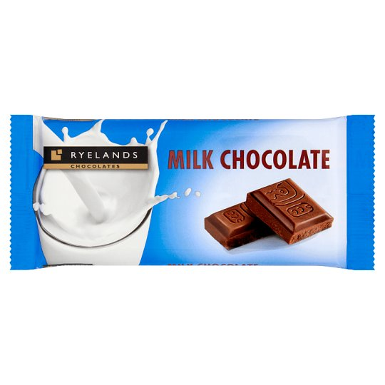 Ryelands Chocolates Milk Chocolate 100 g