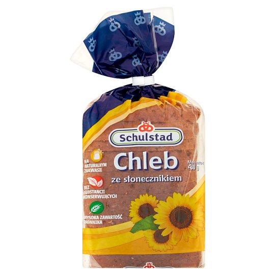 Schulstad Chleb ze słonecznikiem 430 g