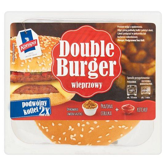 Konspol Pork Double Burger 220 g