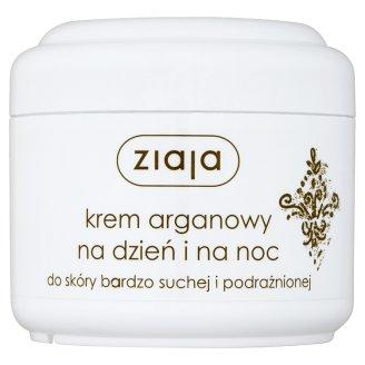 Ziaja Night and Daily Argan Cream for Dry and Irritated Skin 75 ml