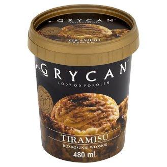 Grycan Tiramisu Ice Cream 480 ml