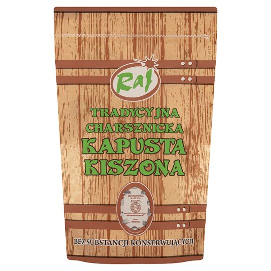 Traditional Charsznicka Sauerkraut 1200 g