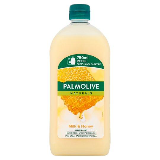 Palmolive Naturals Milk & Honey Liquid Handwash Refill 750 ml