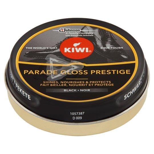 Kiwi Black Shoe Polish 50 ml
