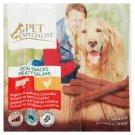 Tesco Pet Specialist Karma dla dorosłych psów paluszki bogate w wołowinę i kurczaka 55 g (5 sztuk)