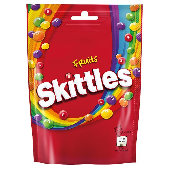 Skittles Fruits Chewing Candies 174 g (142 Pieces)
