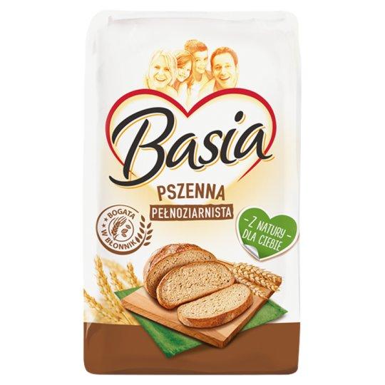 Basia 1850 Type Wholemeal Wheat Flour 900 g
