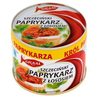GRAAL Szczeciński Paprikash with Salmon 330 g