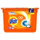 Vizir Go Pods Alpine Fresh Washing Capsules 17 Washes