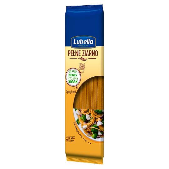 Lubella Pełne Ziarno Spaghetti Pasta 400 g