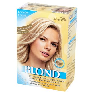 Joanna Blond - Hair Lightener - Highlights 6 Tones