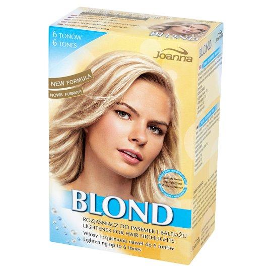 Joanna Blond - Hair Lightener - Highlights 6 Tones