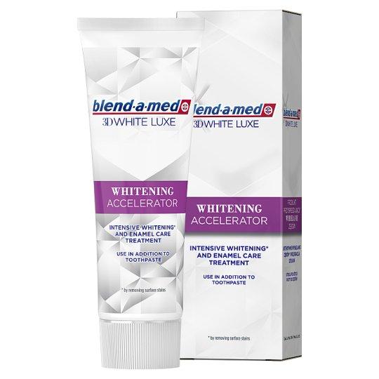 Blend-a-med 3DWhite Luxe Whitening Accelerator Kuracja wybielająca 75ml