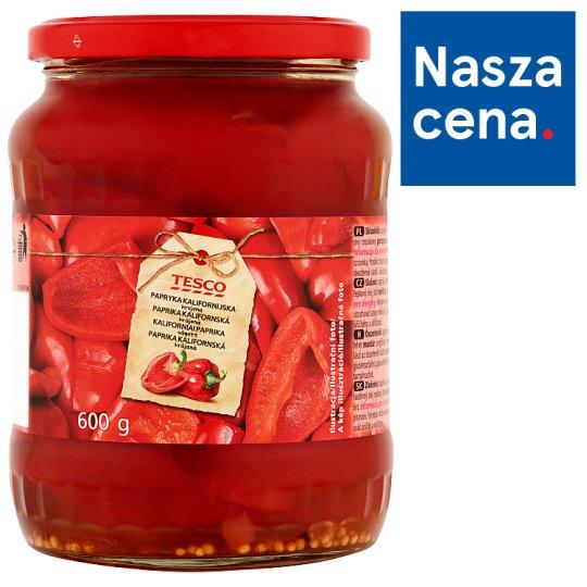 Tesco Californian Peppers 600 g