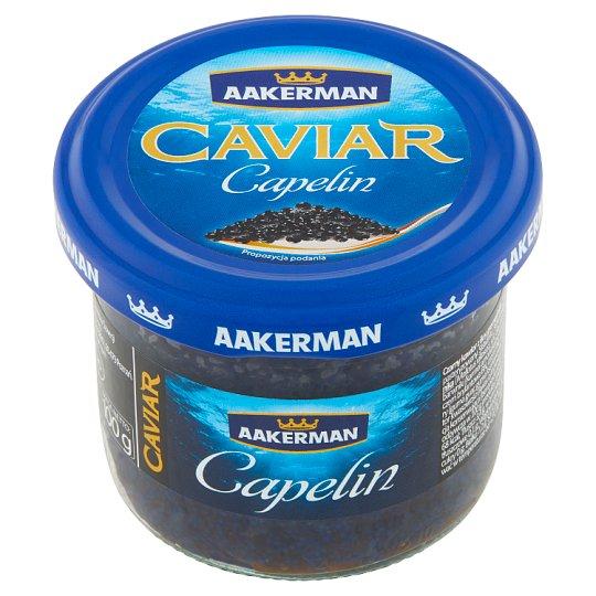 Aakerman Capelin Caviar 100 g