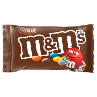 M&M's Chocolate Milk Chocolate in Colorful Shells 45 g