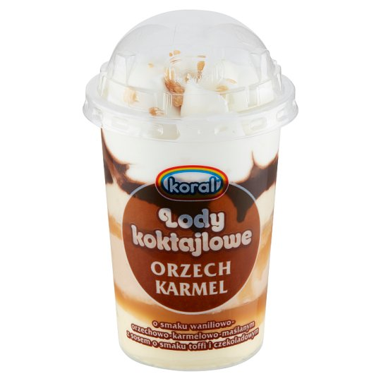 Koral Walnut Caramel Cocktail Ice Cream 220 ml