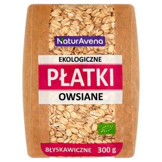 NaturAvena Instant Organic Oats Flakes 300 g