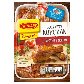 Winiary Pomysł na... Juicy Chicken with Pepper and Herbs 28 g
