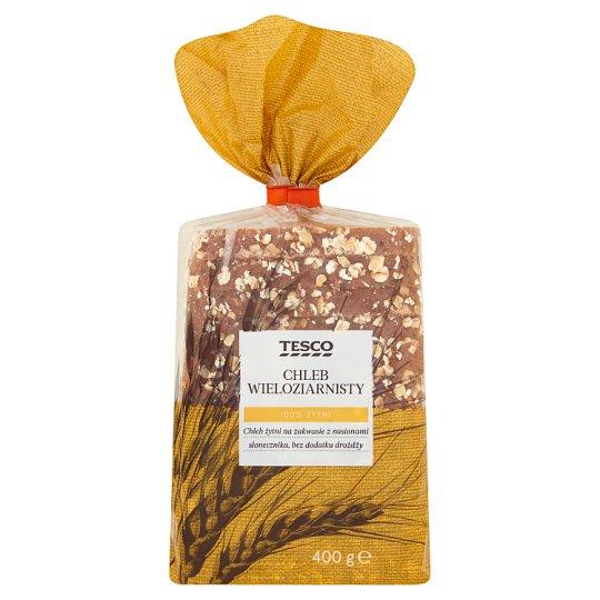Tesco Multigrain Bread 400 g
