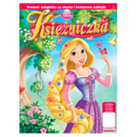 Disney Miesięcznik Księżniczka