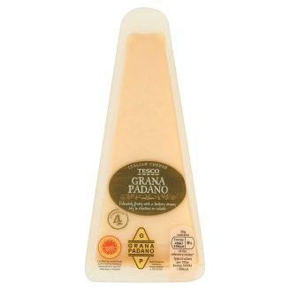 Tesco Grana Padano Cheese 200 g