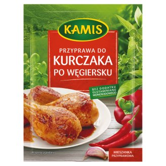Kamis Hungarian Style Chicken Seasoning Spice Mix 25 g