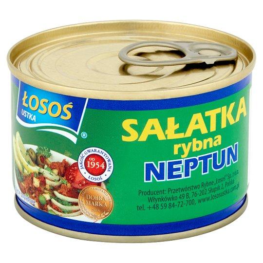 Łosoś Ustka Sałatka rybna Neptun 170 g