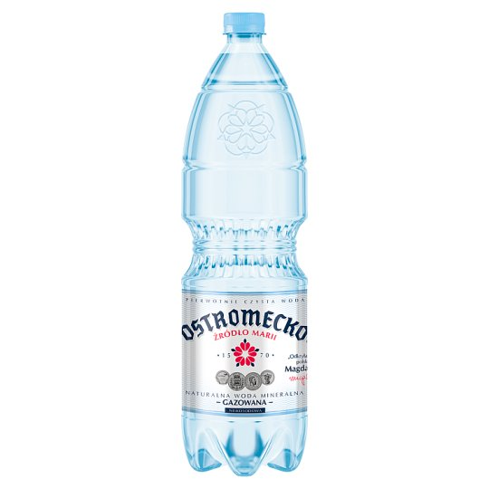 Ostromecko Carbonated Natural Mineral Water 500 ml