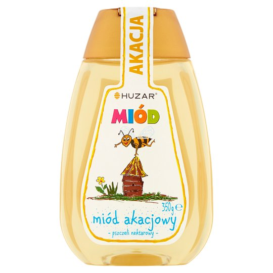 Huzar Acacia Nectar Honey 350 g