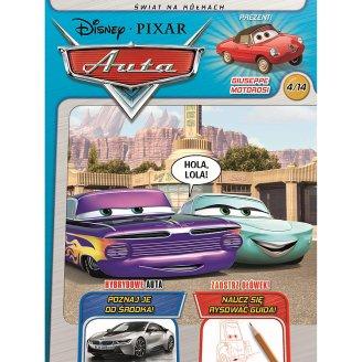 Disney-Pixar Miesięcznik Auta