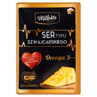 Millakte Swiss Type Cheese 150 g