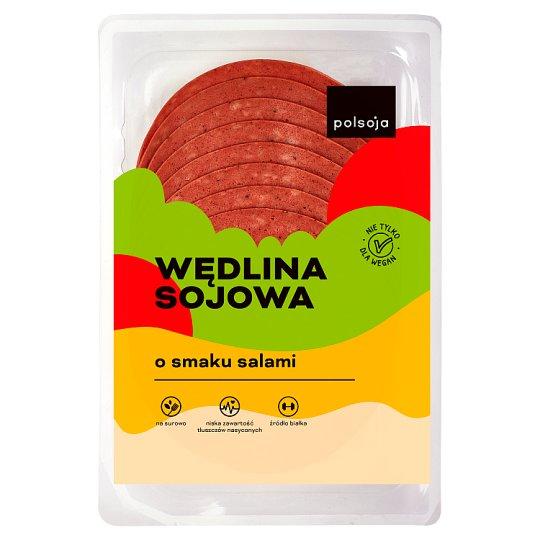 Polsoja Salami Flavour Soy Sausage 100 g