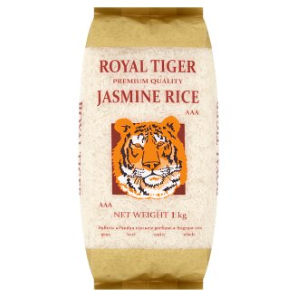 Royal Tiger Jasmine Rice 1 kg