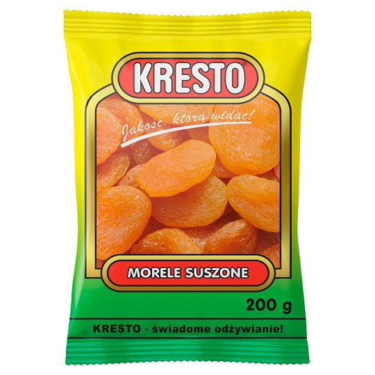 KRESTO Dried Apricots 200 g