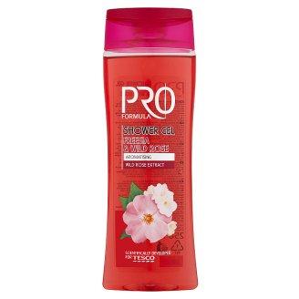 Tesco Pro Formula Freesia & Wild Rose Żel pod prysznic 250 ml