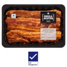 Tesco Grill Boneless Pork Bacon Slices in Classic BBQ Marinated 300 g