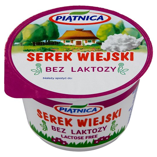 Piątnica Lactose Free Cottage Cheese 200 g