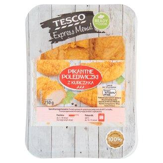 Tesco Express Menu! Pikantne polędwiczki z kurczaka 250 g