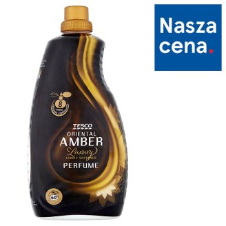 Tesco Luxury Oriental Amber Perfume Fabric Softener 1.8 L (60 Washes)