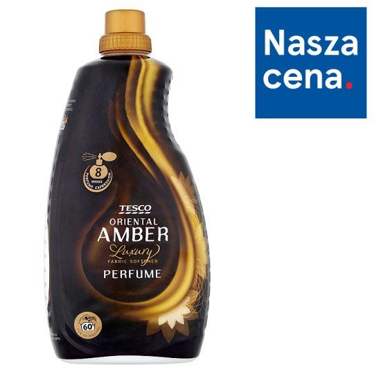 Tesco Luxury Oriental Amber Perfume Fabric Softener 1.8 L (60 Washes)