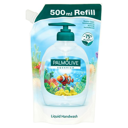 Palmolive Aquarium Liquid Handwash Refill 500 ml