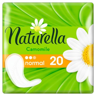 Naturella Panty Liners Normal Camomile 20 Liners